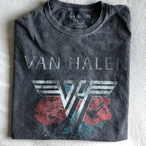 Urban outfitters Van Halen T-shirt.
